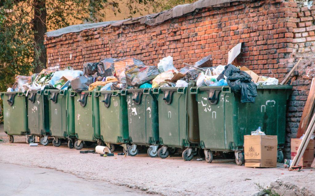 строительный мусор определение снип