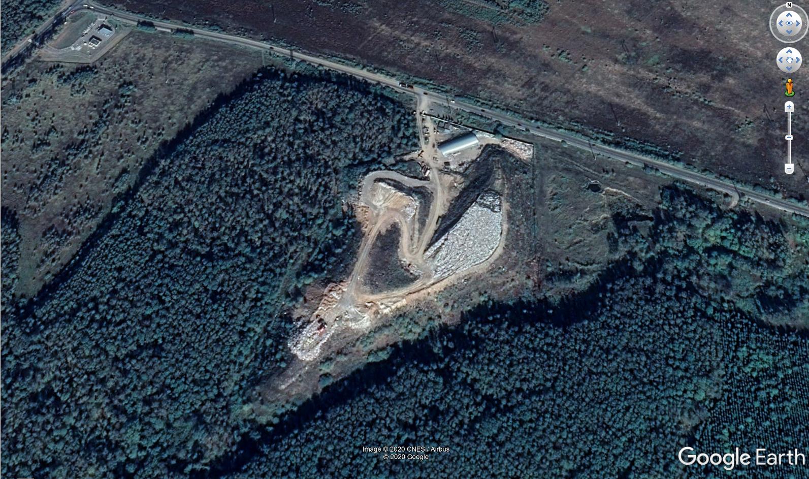 полигон Вальцово